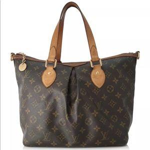 Louis Vuitton Monogram Palermo PM Bag